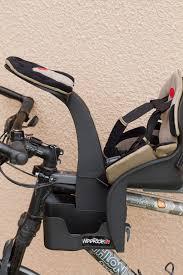 siege weeride test du porte bébé vélo weeride k luxe matos vélo actualités