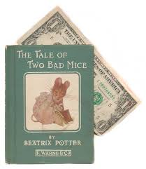 Two Bad Mice Forgotten Bookmarks March 2016