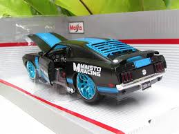 1970 Black Mustang Maisto 1 24 Custom Shop 1970 Ford M End 10 30 2017 3 15 Pm