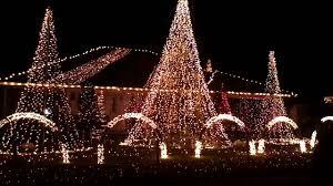 Christmas House Light Show by Pensacola Home U0027s Christmas Light Show Youtube