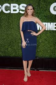 keltie knight navy blue casual two piece tea length cocktail party