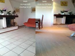 sol stratifié pour cuisine chaise et table salle a manger pour sol stratifié effet carreau de
