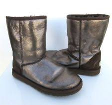 ugg womens fabrizia boots black bronze ugg boots ebay