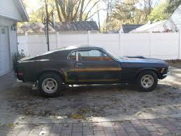 70 mustang fastback for sale 1970 mustang fastback 351c 4v c6 automatic for sale photos