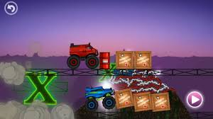 monster truck race game monster truck racing games part ii monster truck game for kids