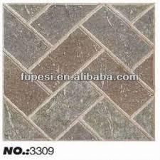 300x300mm orient grey brick look ceramic floor tile glazed tiles