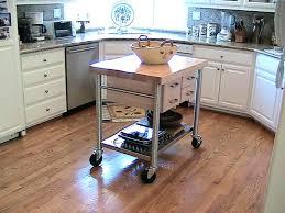 Kitchen Island On Wheels Ikea Portable Kitchen Islands On Wheels Stainless Steel Kitchen Island