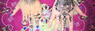 outer banks beach braids hair wraps and henna tattoos
