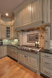 Cabinet Colors For Kitchen Taupe Beige Painted Kitchen Cabinets Cabinet Colors Pinterest