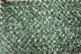 wonderwal artificial hedge screening trellis green acer