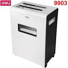 broyeur papier bureau readstar deli 9903 électrique déchiqueteuse bureau 23l volume 220