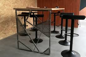 table de cuisine sur mesure acheter table de cuisine sur mesure l atelier urbain lyon
