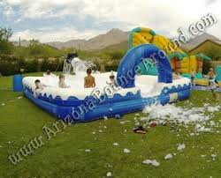 party rentals az foam pit rental foam