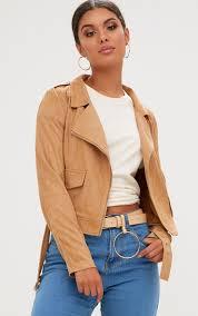 pink leather motorcycle jacket women u0027s biker jackets suede u0026 leather prettylittlething