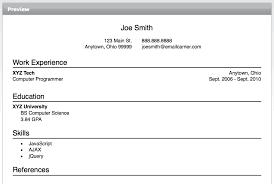 A Job Resume by Resume Builder Com Resume Cv Cover Letter