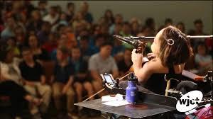 Small Desk Concert Npr Tiny Desk Contest Winner Gaelynn Lea Plays In