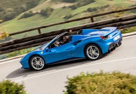 ferrari spider ferrari 488 spider arrives in sa cars co za