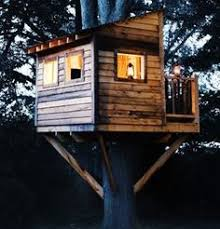 Simple Backyard Tree Houses by How To Make A Simple Treehouse Hope Grandma Can Make This My