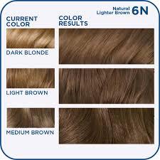 amazon com clairol nice u0027n easy hair color 115 6n natural
