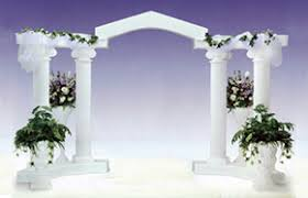 wedding arches and columns wedding columns wholesale columns events wholesale