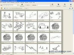 chrysler epc international repair manual cars catalogues
