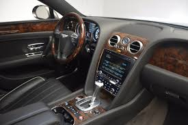 bentley continental flying spur interior 2014 bentley flying spur stock b1208a for sale near westport ct