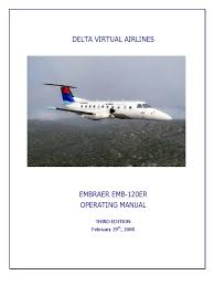 emb120 operating manual takeoff aircraft