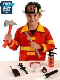 fireman costume toddler fireman costume ebay