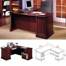 riverside belmeade executive desk riverside belmeade executive desk 15831 ebay
