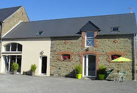 5 charming guestrooms at mont michel bed and breakfast normandy