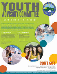 Committee by Youth Advisory Committee City Of Brisbane