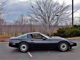 1984 chevrolet corvette for sale 1984 chevrolet corvette coupe black 1984 corvette coupe for sale