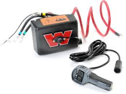 warn 38844 warn control pack 12volt dc large frame replacement