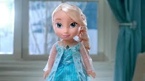 disney frozen sing long elsa doll walmart