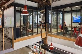 Technology At Home Detroit Labs U2013 Detroit Offices Http Www Interiordesign World