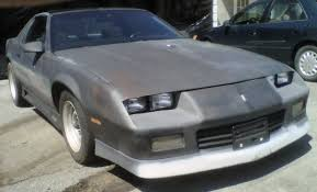 1991 camaro rs t top chevy camaro rs t top