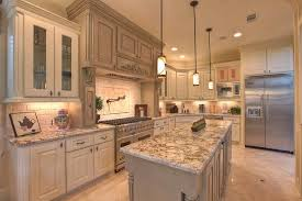 white kitchen island with wooden top traditional kitchen design
