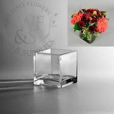 Square Vase Bulk Square Glass Vases Wholesale Flowers And Supplies