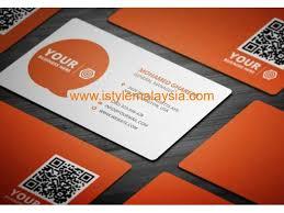 name card printing design kuchai lama istyle malaysia classified