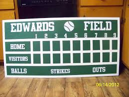 best 25 baseball scoreboard ideas on pinterest baseball wall