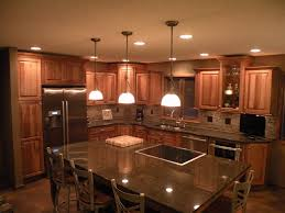 Oak Kitchen Cabinets With Granite Countertops Interior Design Appealing Klaffs Hardware For Exciting Interior