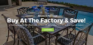 Pipe Patio Furniture by Wicker Cast Aluminium Fabrics U0026 Pvc Pipe Furniture Charleston