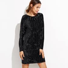 popular velvet shift dresses buy cheap velvet shift dresses lots
