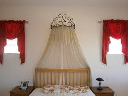 wonderful canopy bed crown modern wall sconces and bed ideas