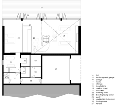 double height extension added to a rotterdam bungalow