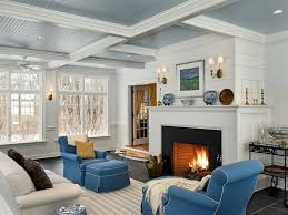 phenomenal staircase in fireplace side living room double sided