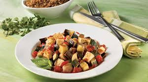 cuisiner aubergine facile ratatouille au tofu recettes iga légumes aubergines recette facile