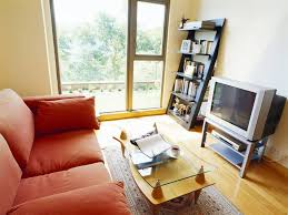 Ideas For A Small Apartment Living Room Studio Apartment Interior Design Bachelor Apartment