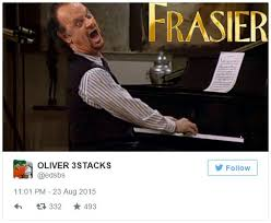Frasier Meme - frasier photoshop undertaker s screaming face know your meme