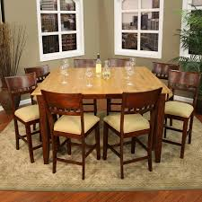 maysville counter height dining room table dining room counter height dining room sets chairs set rooms to go